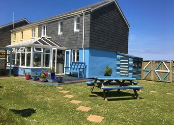 Thumbnail 3 bed end terrace house for sale in Rosewarne Park, Connor Downs, Hayle, Cornwall