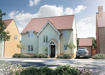 "Thumbnail 4 bed detached house for sale in ""The Wakehurst"" at Pinn Court Lane, Pinhoe, Exeter"