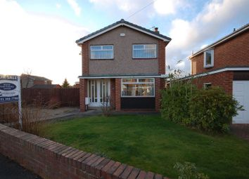 Thumbnail 3 bedroom detached house for sale in Meadway, Forest Hall, Newcastle Upon Tyne