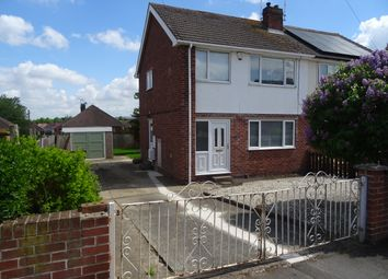 Thumbnail 3 Bed Semi Detached House To Rent In St Pauls Road Worksop