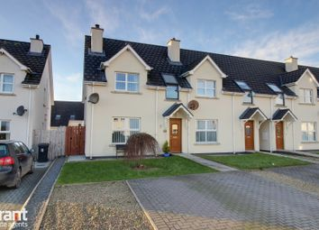 Thumbnail 3 bed town house for sale in Olivers Close, Portaferry