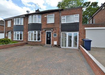 Thumbnail 4 bed semi-detached house to rent in Langdon Road, Newcastle Upon Tyne, Tyne And Wear
