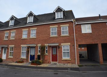 Thumbnail 3 bed end terrace house to rent in Lords Way, Bridgwater
