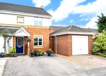 Thumbnail 3 bedroom end terrace house for sale in Heckford Close, Watford, Hertfordshire