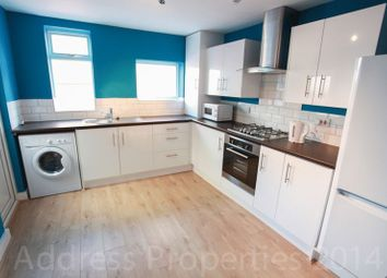 Thumbnail 5 bedroom terraced house to rent in Molyneux Road, Kensington, Liverpool (2017-18 Academic Year)