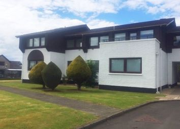 Thumbnail 2 bed flat to rent in Springfield Gardens, Largs