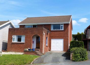 Thumbnail 3 bedroom detached house for sale in 39, Maesmawr, Rhayader, Powys