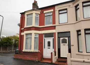 Thumbnail 4 bed terraced house to rent in Long Lane, Wavertree, Liverpool