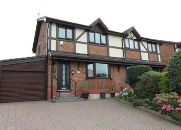 Thumbnail 3 bed semi-detached house for sale in Rivershill Drive, Heywood