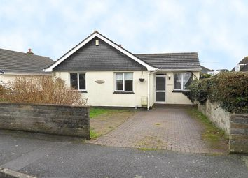 Thumbnail 3 bed detached bungalow for sale in West Close, Helston