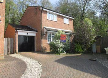 Thumbnail 3 bed detached house for sale in Osborne Gardens, Fair Oak, Eastleigh