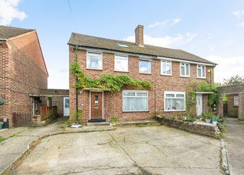 Thumbnail 4 bed semi-detached house for sale in Lynhurst Crescent, Uxbridge