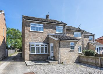Thumbnail 2 bed semi-detached house for sale in Brinkinfield Road, Chalgrove