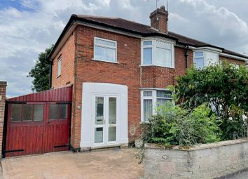 Thumbnail 3 bed semi-detached house for sale in Greenland Avenue, Mackworth, Derby