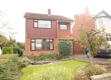 Thumbnail 3 bed detached house for sale in Heanor Road, Heanor, Derbyshire