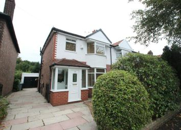 Thumbnail 3 bed semi-detached house for sale in Ennerdale Drive, Sale