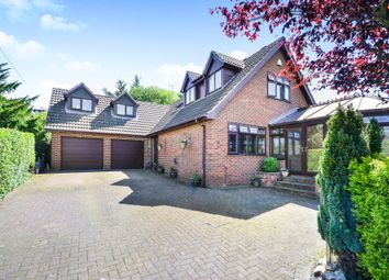 Thumbnail 4 bed detached house for sale in Broad Lane, Brinsley, Nottingham