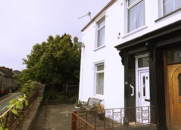 Thumbnail 3 bed semi-detached house for sale in Springfield Terrace, Baglan, Port Talbot, Neath Port Talbot.