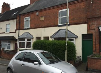Thumbnail 3 bedroom terraced house to rent in Church Road, Kirby Muxloe