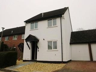 Thumbnail 2 bed semi-detached house to rent in Newbury, Berkshire