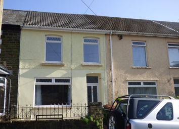 Thumbnail 2 bed terraced house for sale in James Road, Blaengarw