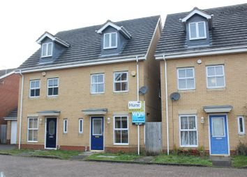 Thumbnail 3 bed terraced house to rent in Hodges Mews, High Wycombe