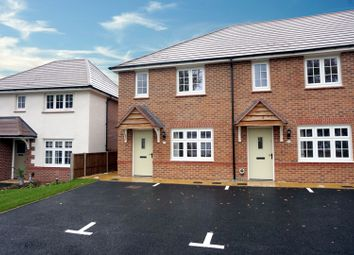 Thumbnail 3 bed end terrace house for sale in 4 Barton Close, Tamworth
