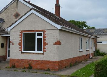 Thumbnail 2 bedroom semi-detached bungalow to rent in Hartwell Road, Roade, Northampton