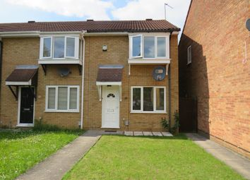 Thumbnail 2 bedroom semi-detached house for sale in Coltsfoot Green, Luton