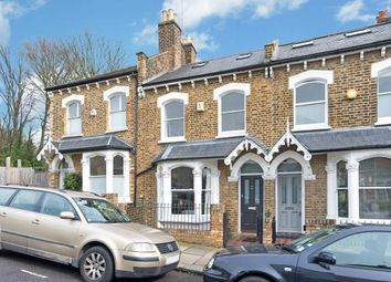 Thumbnail 3 bed terraced house for sale in Orchard Road, Highgate, London