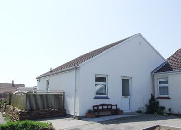 Thumbnail 2 bed bungalow for sale in Tregundy Road, Perranporth