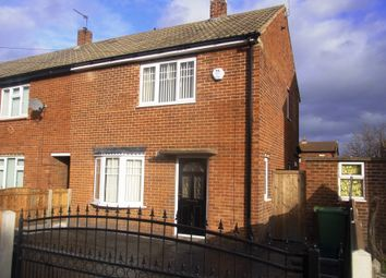 Thumbnail 2 bed town house to rent in Crossman Drive, Altofts