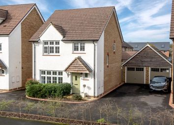 Thumbnail 4 bed detached house for sale in Hardys Road, Bathpool, Taunton