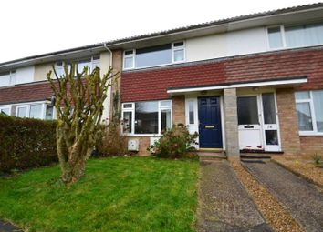 Thumbnail 2 bed terraced house for sale in Farne Close, Hailsham