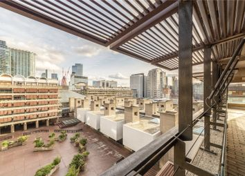 Thumbnail 2 bed flat to rent in Frobisher Crescent, Barbican, London