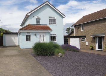 Thumbnail 3 bed detached house for sale in Ely Close, Bury St. Edmunds