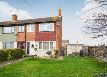Thumbnail 3 bed end terrace house for sale in Larkswood Road, Corringham, Stanford-Le-Hope
