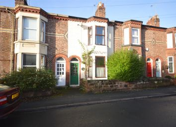 Thumbnail 2 bed terraced house to rent in Gladstone Road, Neston