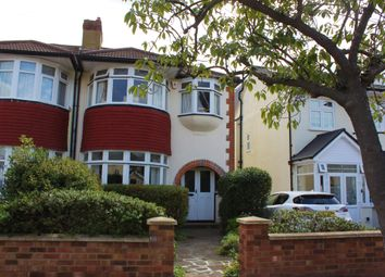 Thumbnail 3 bed semi-detached house for sale in Brinkworth Road, Ilford