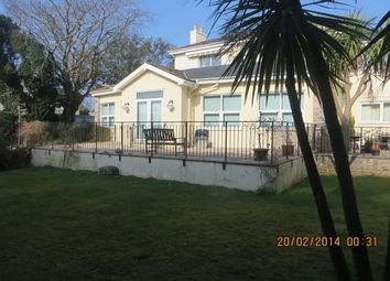 Thumbnail 3 bed flat to rent in Manor Road, Torquay