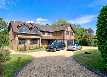 Thumbnail 6 bed detached house for sale in Upper Golf Links Road, Broadstone