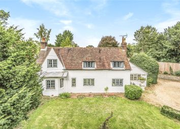 Thumbnail 4 bed detached house for sale in Bramdean, Alresford, Hampshire