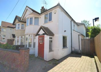 Thumbnail 3 bed semi-detached house for sale in Aldenham Road, Bushey