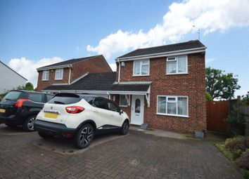 Thumbnail 4 bedroom link-detached house for sale in Ambleside Road, Bedworth