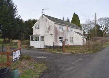 Thumbnail 4 bed detached house for sale in Pentrebach, Lampeter