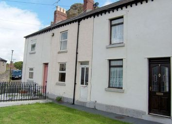 Thumbnail 2 bed terraced house to rent in Tower Terrace, Denbigh