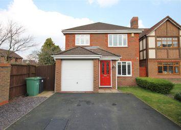 Thumbnail 3 bed detached house for sale in Bowen Close, Widnes, Halton