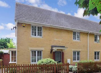 Thumbnail 4 bed semi-detached house for sale in Chapel Walk, Dartford, Kent
