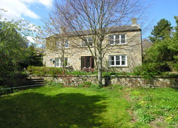 Thumbnail 4 bed detached house for sale in Cragside Court, Rothbury, Morpeth