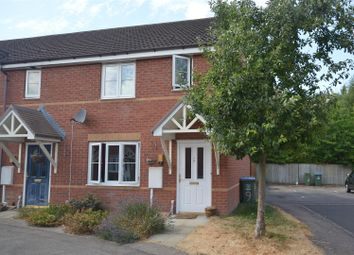 Thumbnail 3 bed end terrace house for sale in Tuscans Close, Calvert, Buckingham